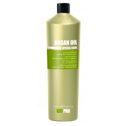 Argan Shampoo (1000ml) - arganový regenerační šampon pro poškozené vlasy extra velký