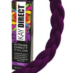 DIRECT CRAZY color 100ml / PURPLE - Intenzivní přímá barva bez použití oxidantu