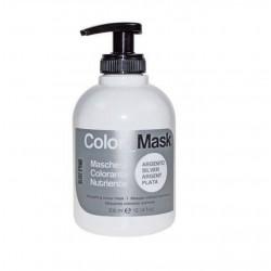 COLOR MASK NUTRIENTE SILVER - stříbrná (300ml) - výživná oživující barevná maska