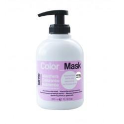 COLOR MASK NUTRIENTE PASTEL PINK - pastelově růžová (300ml) - výživná oživující barevná maska
