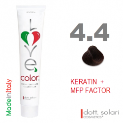 Love me Color 4.0 (100ml) - profesionální barva na vlasy s keratinem