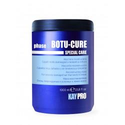 BOTU - CURE mask (1000g) - rekonstrukční maska pro těžce poškozené a lámavé vlasy