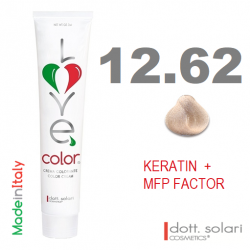 Love me Color (100ml) - profesionální barva na vlasy s keratinem