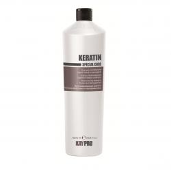 KAYPRO Keratin Shampoo 1000ml - keratinový šampon pro silně poškozené vlasy