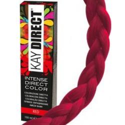 DIRECT CRAZY color 100ml / RED - Intenzivní přímá barva bez použití oxidantu