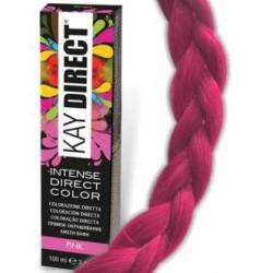 DIRECT CRAZY color 100ml - Pink - Intenzivní přímá barva bez použití oxidantu