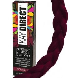 DIRECT CRAZY color 100ml - Bordó - Intenzivní přímá barva bez použití oxidantu