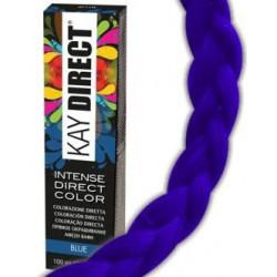 DIRECT CRAZY color 100ml Blue - Intenzivní přímá barva bez použití oxidantu