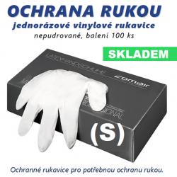 Ochranné Vinylové rukavice...