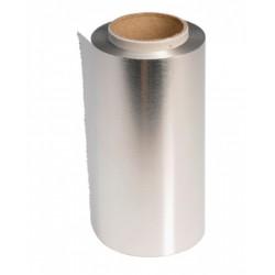 Kadeřnický alobal - stříbrný 14 micro 50m