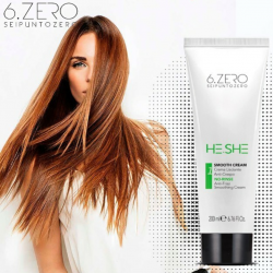 6.ZERO SMOOTH CREAM 200ml -...