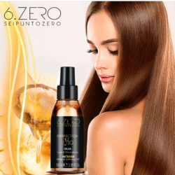 6.ZERO Argan Oil & Keratin...
