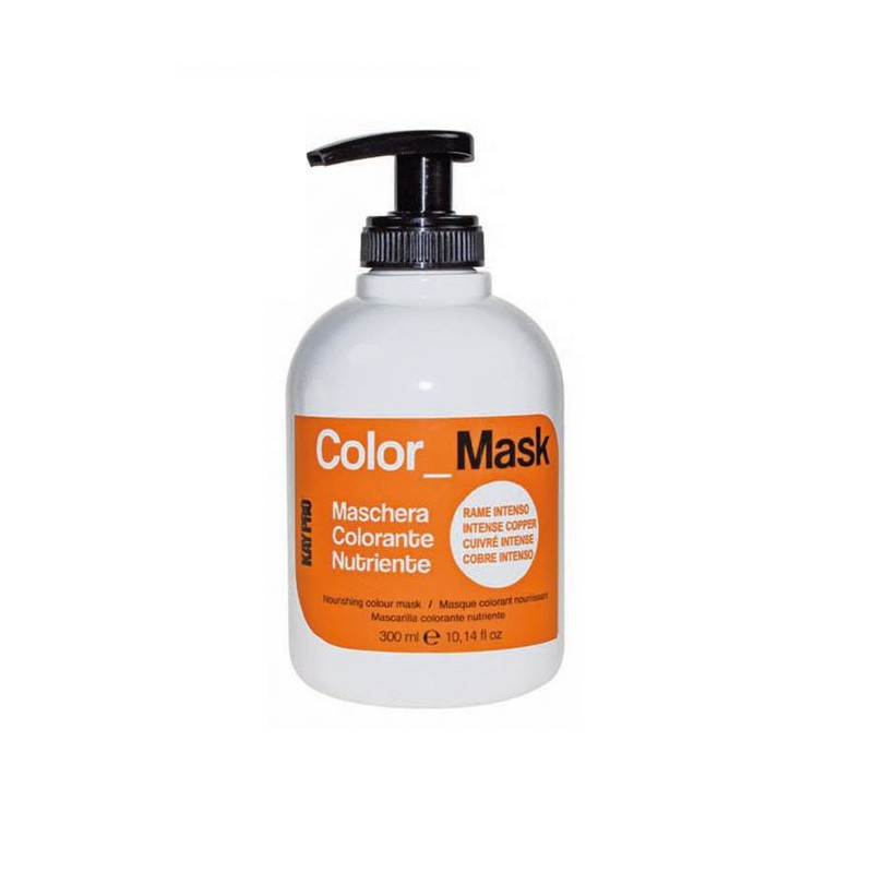 COLOR MASK NUTRIENTE RAME - měděná (300ml) - výživná oživující barevná maska