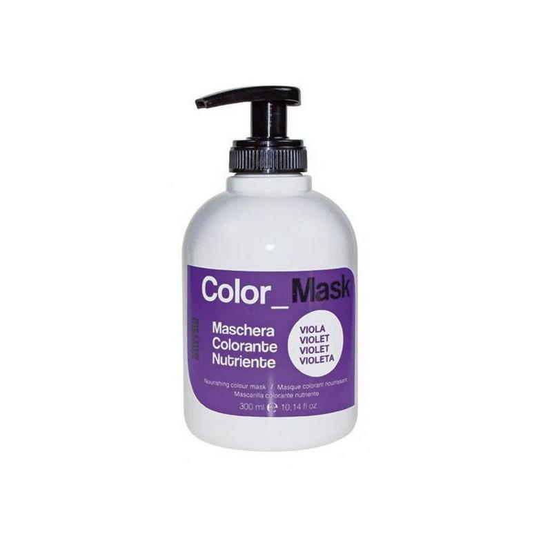 COLOR MASK NUTRIENTE VIOLET - fialová (300ml) - výživná oživující barevná maska