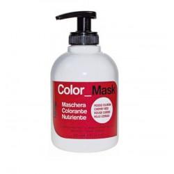 COLOR MASK NUTRIENTE CHERRY RED - třešnově červená (300ml) - výživná oživující barevná maska