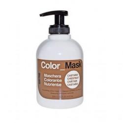 COLOR MASK NUTRIENTE CHESTNUT - kaštanová (300ml) - výživná oživující barevná maska