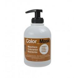 COLOR MASK NUTRIENTE CARAMEL - karamelová (300ml) - výživná oživující barevná maska