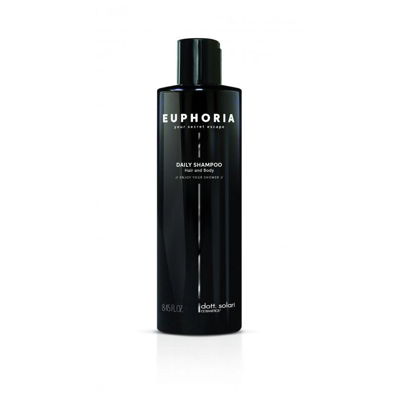 EUPHORIA Daily Shampoo (250ml)  - pánský šampon pro vlasy i tělo