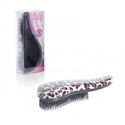 i-Tangle Brush Pink Leopard