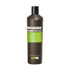 Macadamia Shampoo - macadamiový šampon pro jemné a citlivé vlasy