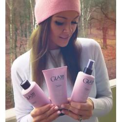 Glam Smooth care - set 3 produktů pro dokonalé vyhlazení vlasů a péči