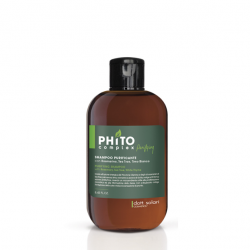 Purifying shampoo PHITOcomplex 250ml - jemně čisticí šampon proti tvorbě lupů s obsahem Piroctone Olamine a esenciálních olejů
