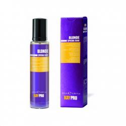 Blond Oil Sapphire 100ml - ochranné a rozjasňovací sérum pro blonďaté a melírované vlasy