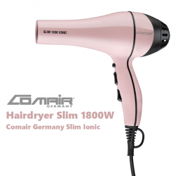 Profesionální fén na vlasy Comair Germany Slim Ionic 1800W