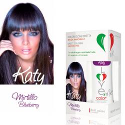 DIRECT COLOR 3v1 (100 ml) Katy borůvková - barevná maska na vlasy bez amoniaku pro oživení barvy
