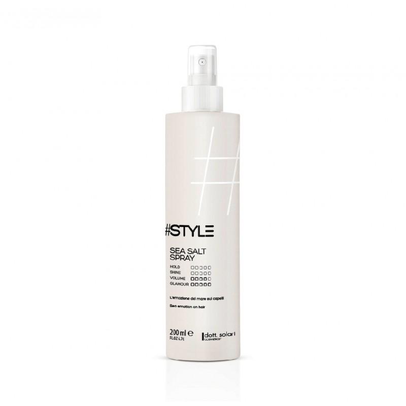 Sea Salt spray (200ml) - stylingový sprej obohacený o sůl z Mrtvého Moře pro tvar, objem a plážový styl