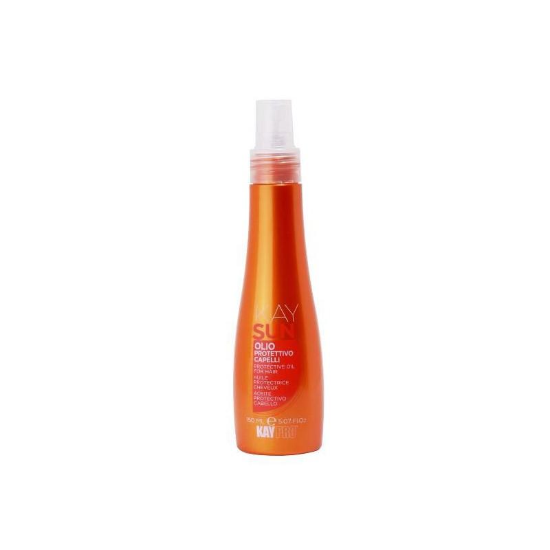 SUN PROTECTIVE OIL 150ml - ochranný olej pro vlasy vystavené slunci, chlóru a soli.