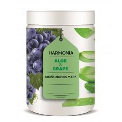 ALOE & GRAPE MOISTURIZING MASK (1000 ml) - hydratační maska pro suché vlasy