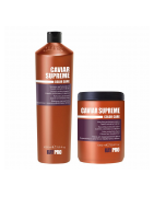 kaviárová péče o barvené vlasy