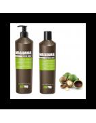 macadamia oil péče o jemné vlasy