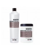 keratinová regenerační péče